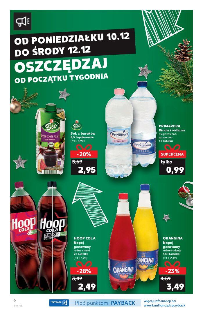 Gazetka promocyjna Kaufland do 12/12/2018 str.6