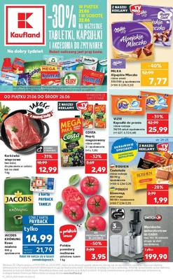 Kaufland gazetka - od 19/06/2019 do 26/06/2019