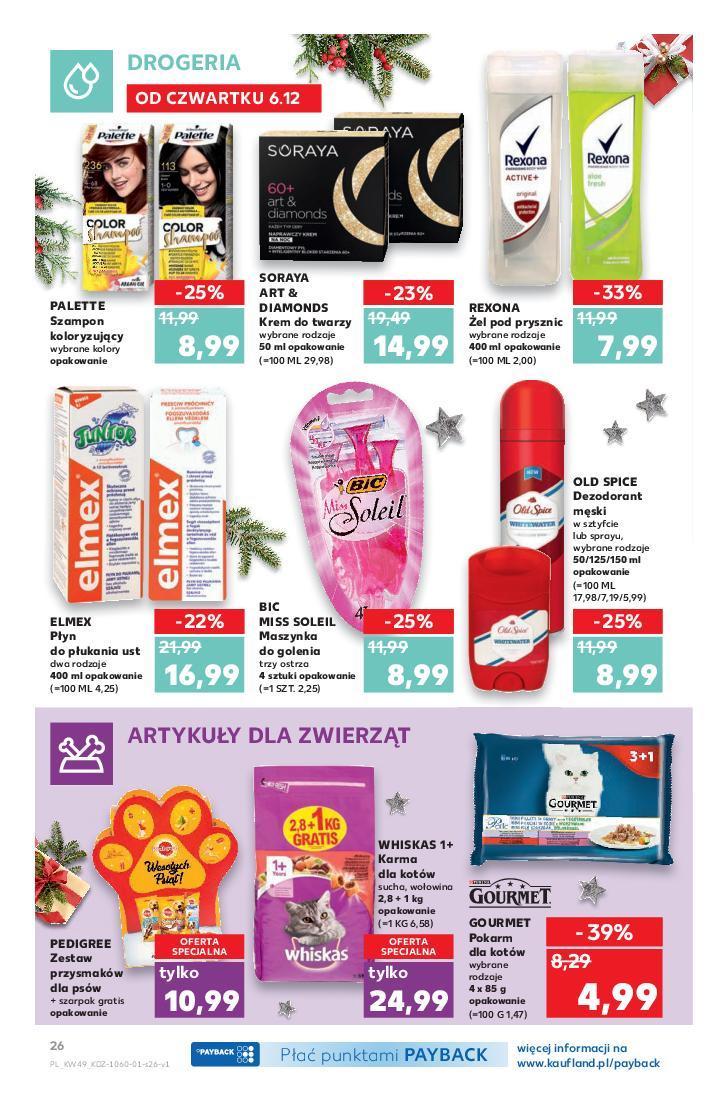 Gazetka promocyjna Kaufland do 12/12/2018 str.26