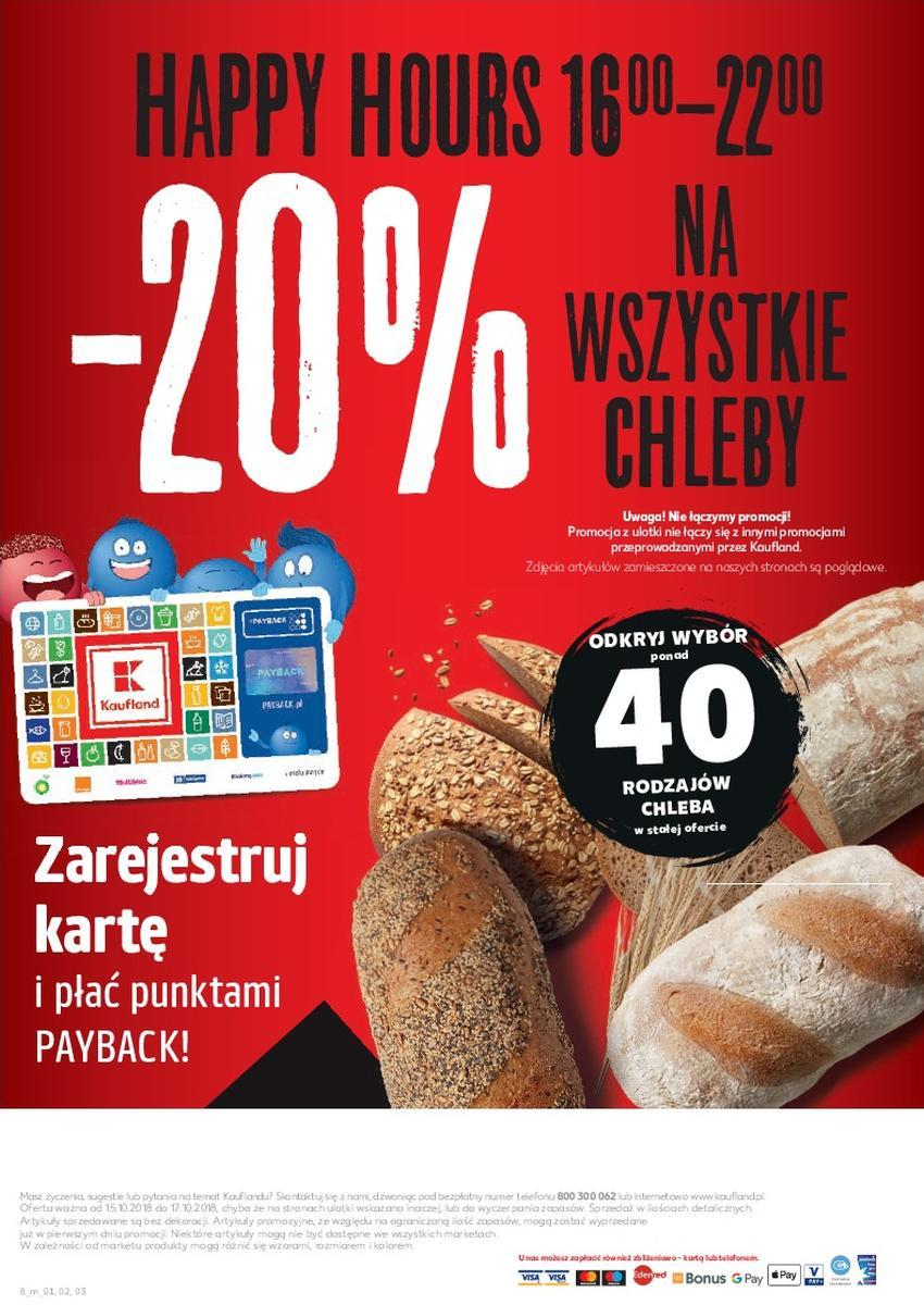 Gazetka promocyjna Kaufland do 17/10/2018 str.8