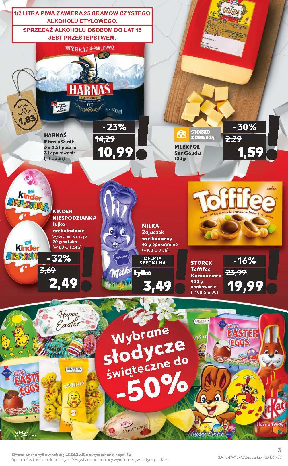 Gazetka promocyjna Kaufland do 08/04/2020 str.3