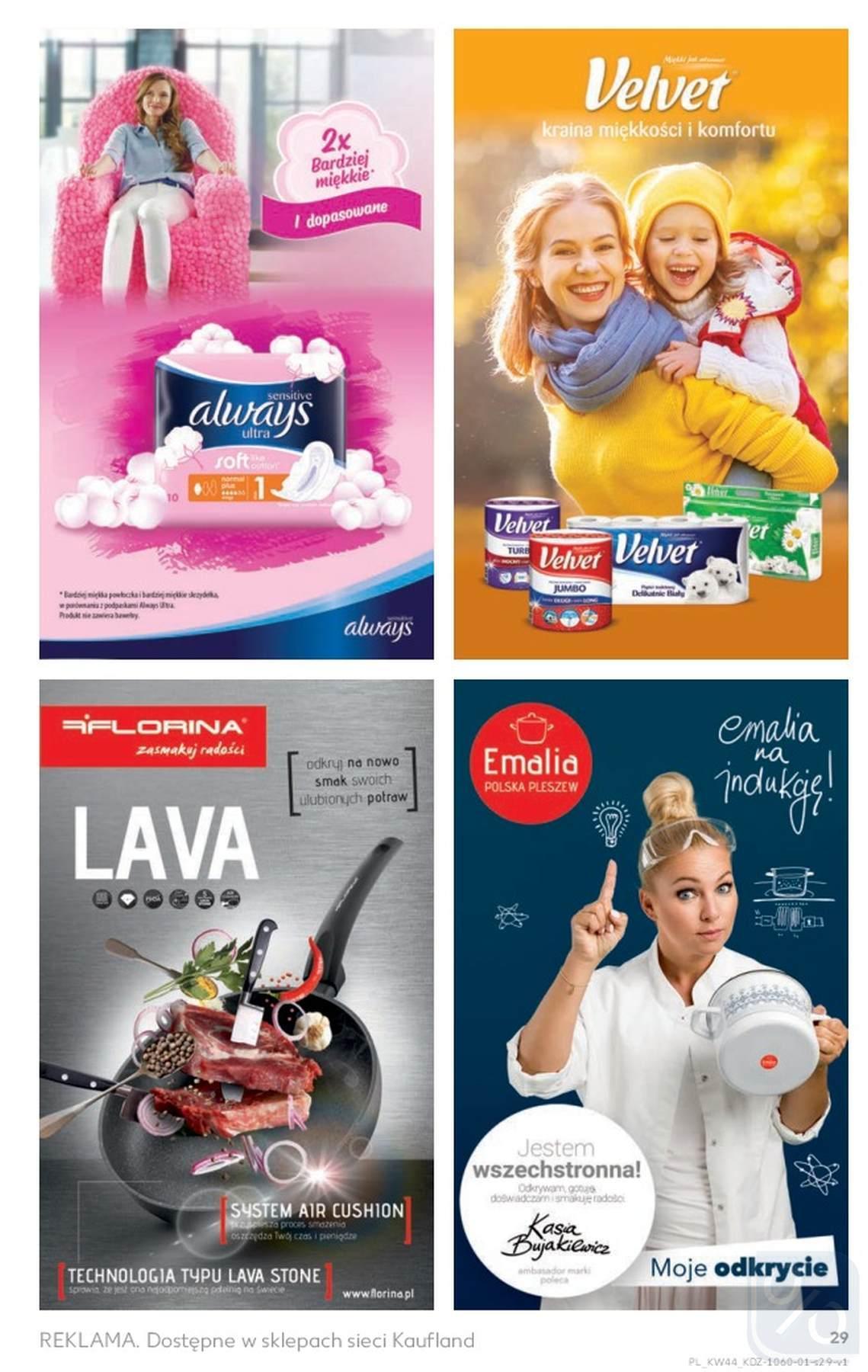 Gazetka promocyjna Kaufland do 07/11/2018 str.29