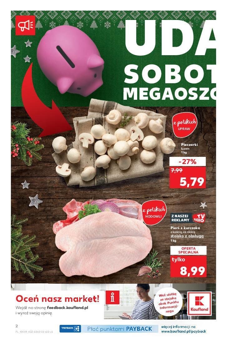 Gazetka promocyjna Kaufland do 12/12/2018 str.2