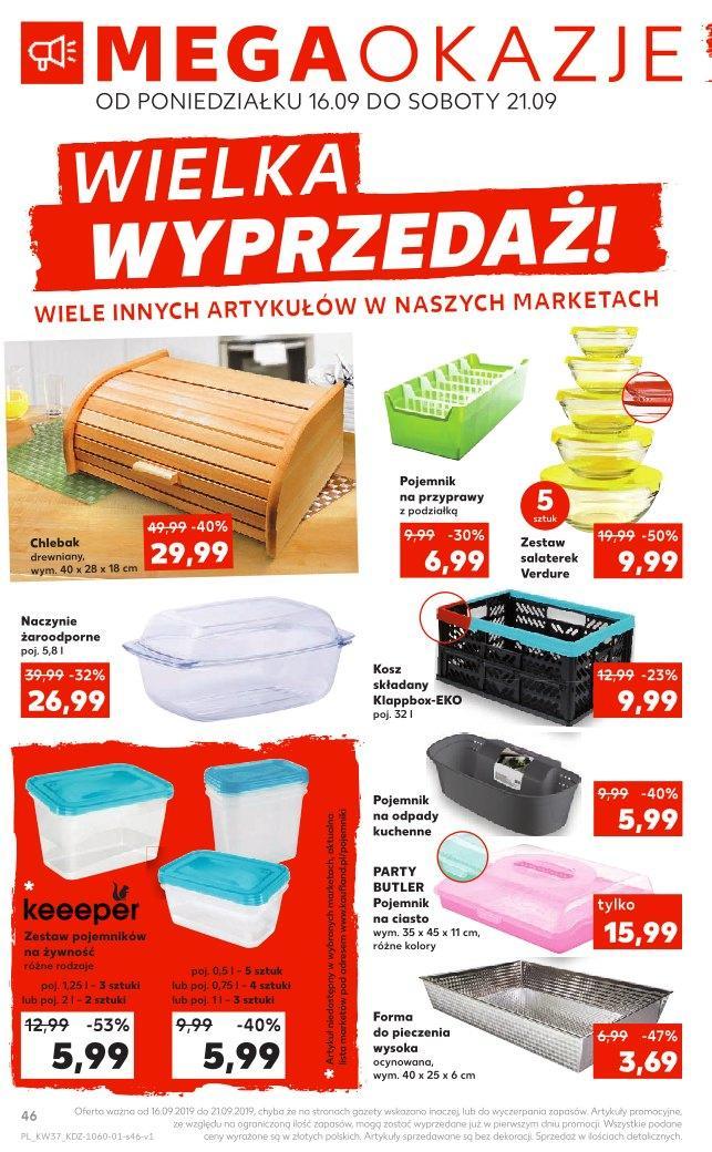 Gazetka promocyjna Kaufland do 18/09/2019 str.46