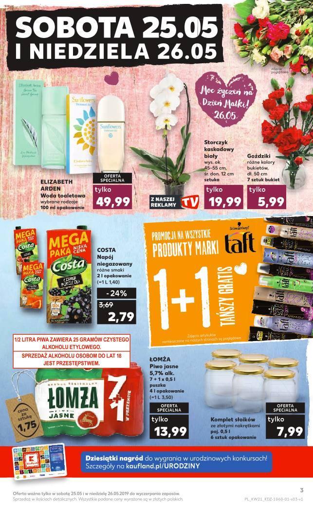 Gazetka promocyjna Kaufland do 29/05/2019 str.3