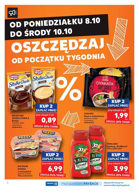 Gazetka promocyjna Kaufland do 10/10/2018 str.3