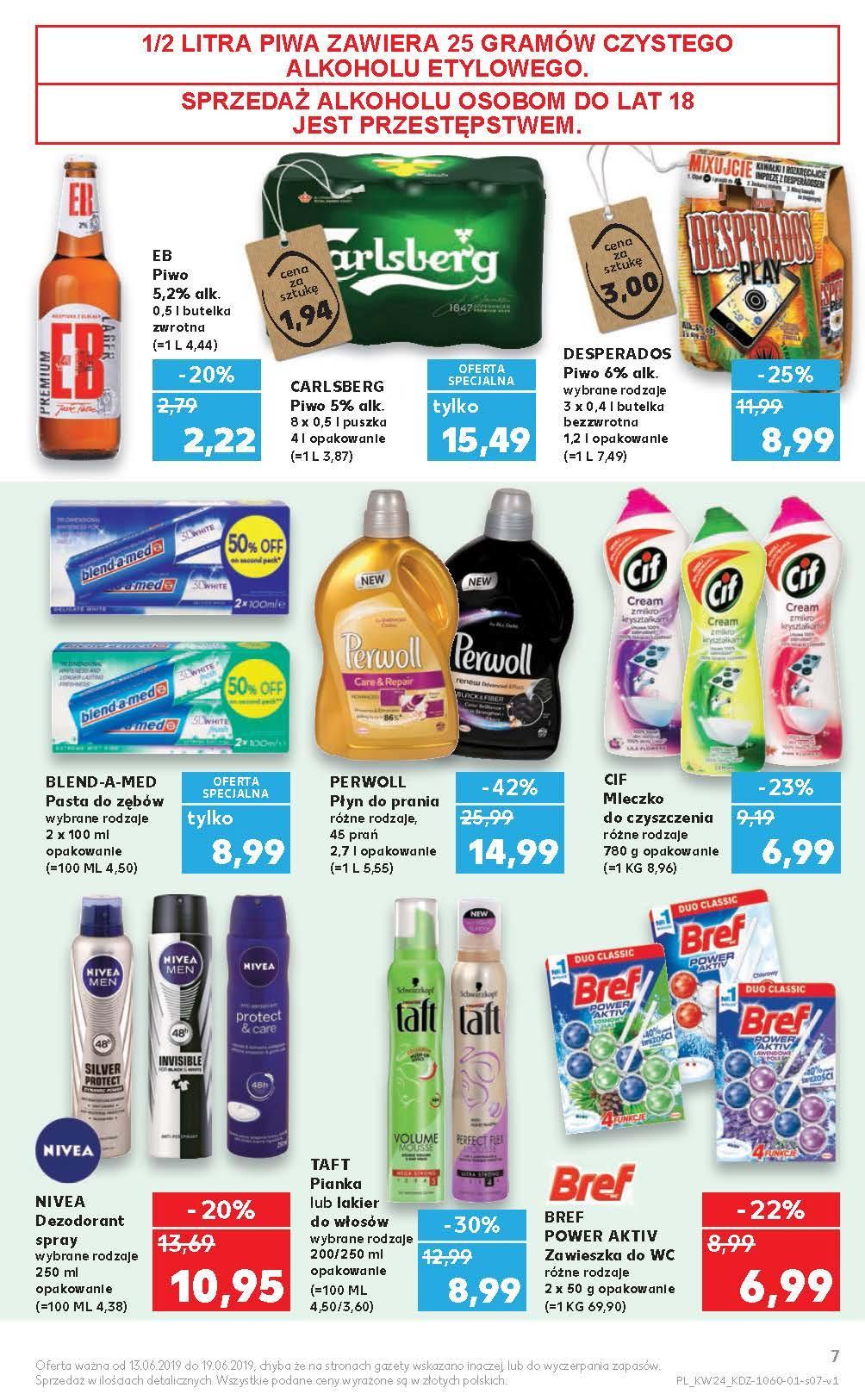 Gazetka promocyjna Kaufland do 19/06/2019 str.7