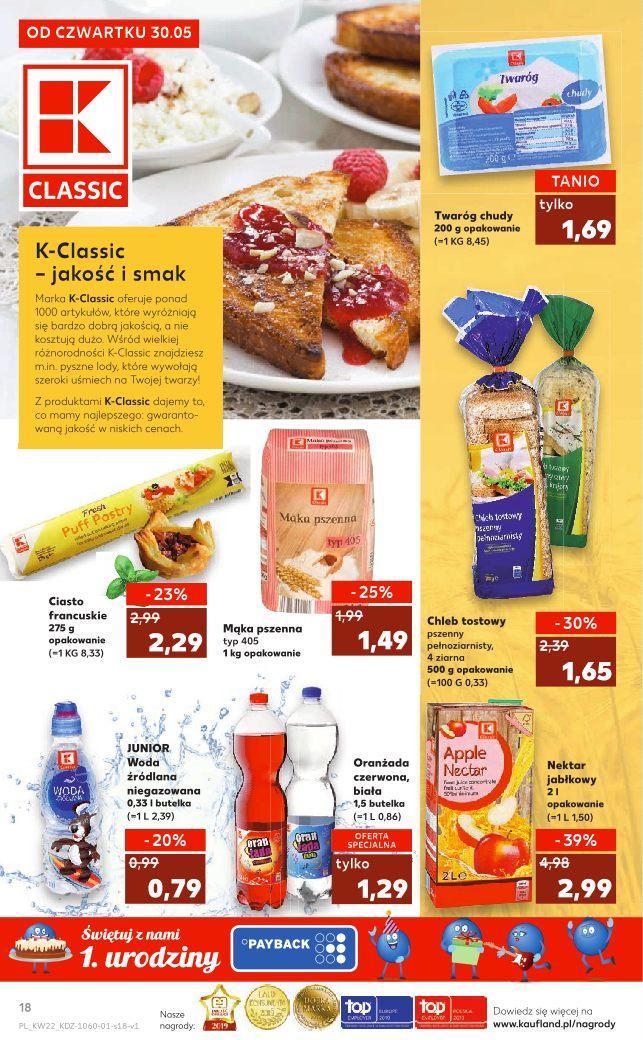 Gazetka promocyjna Kaufland do 05/06/2019 str.17