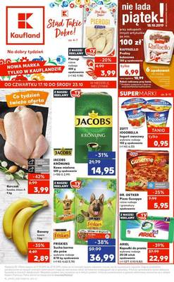 Kaufland gazetka - od 17/10/2019 do 23/10/2019