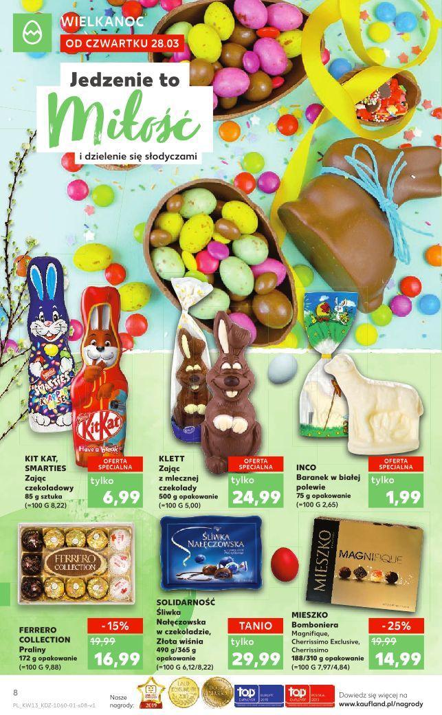 Gazetka promocyjna Kaufland do 03/04/2019 str.8