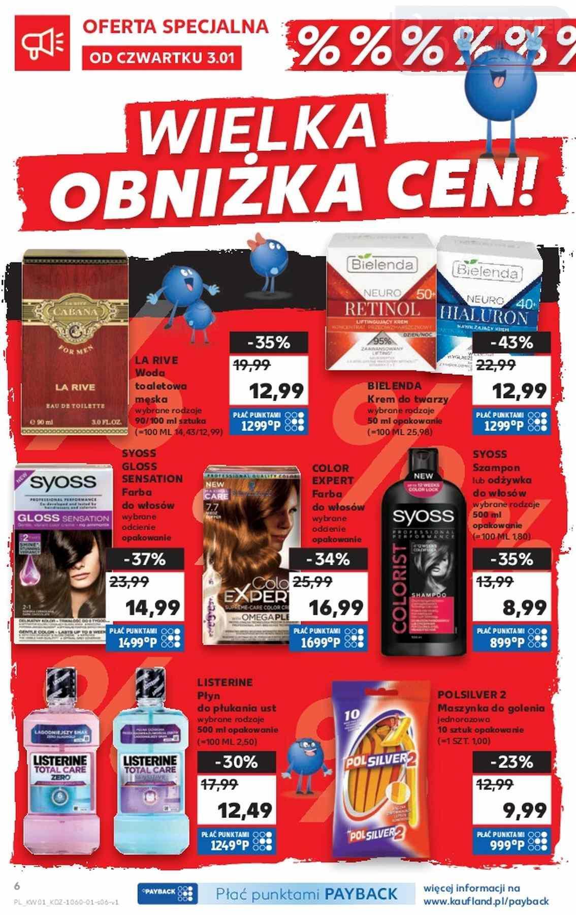 Gazetka promocyjna Kaufland do 09/01/2019 str.5