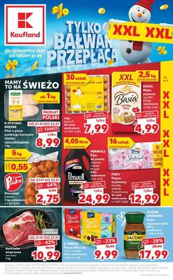 Kaufland gazetka - od 21/01/2021 do 27/01/2021