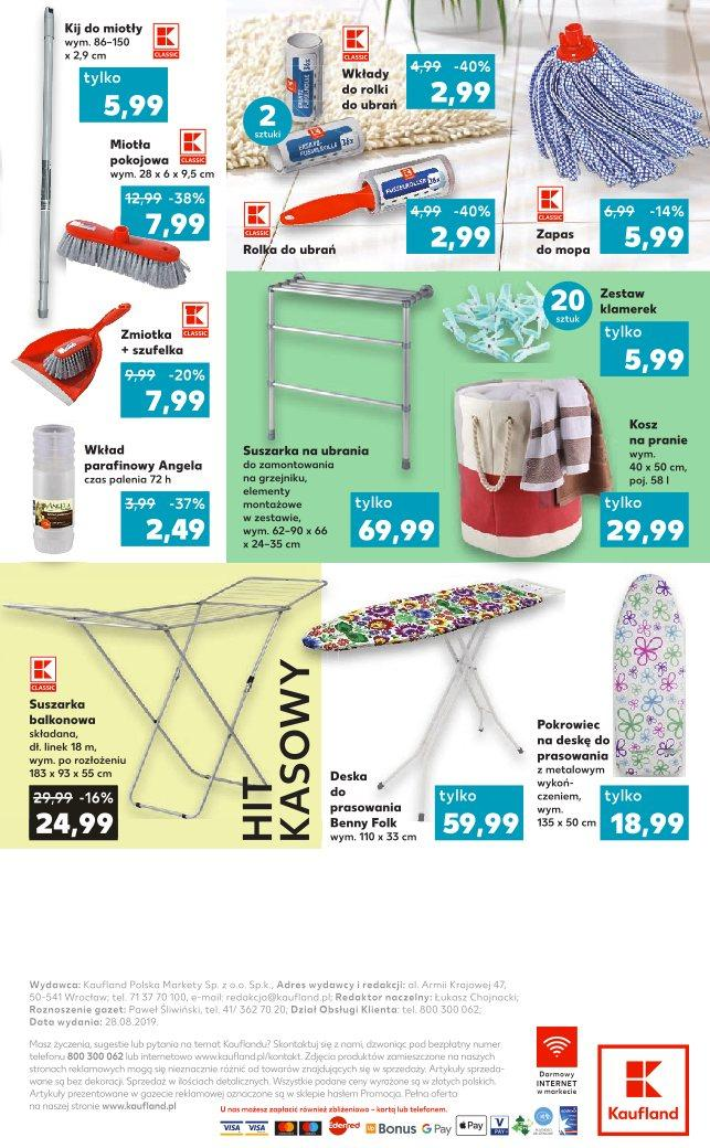 Gazetka promocyjna Kaufland do 04/09/2019 str.39
