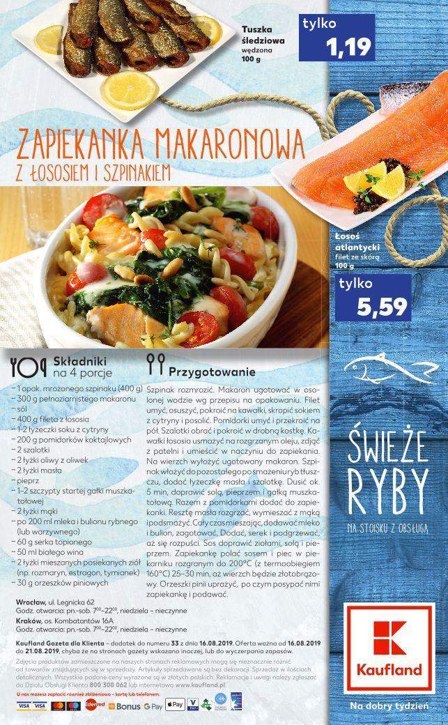 Gazetka promocyjna Kaufland do 21/08/2019 str.34