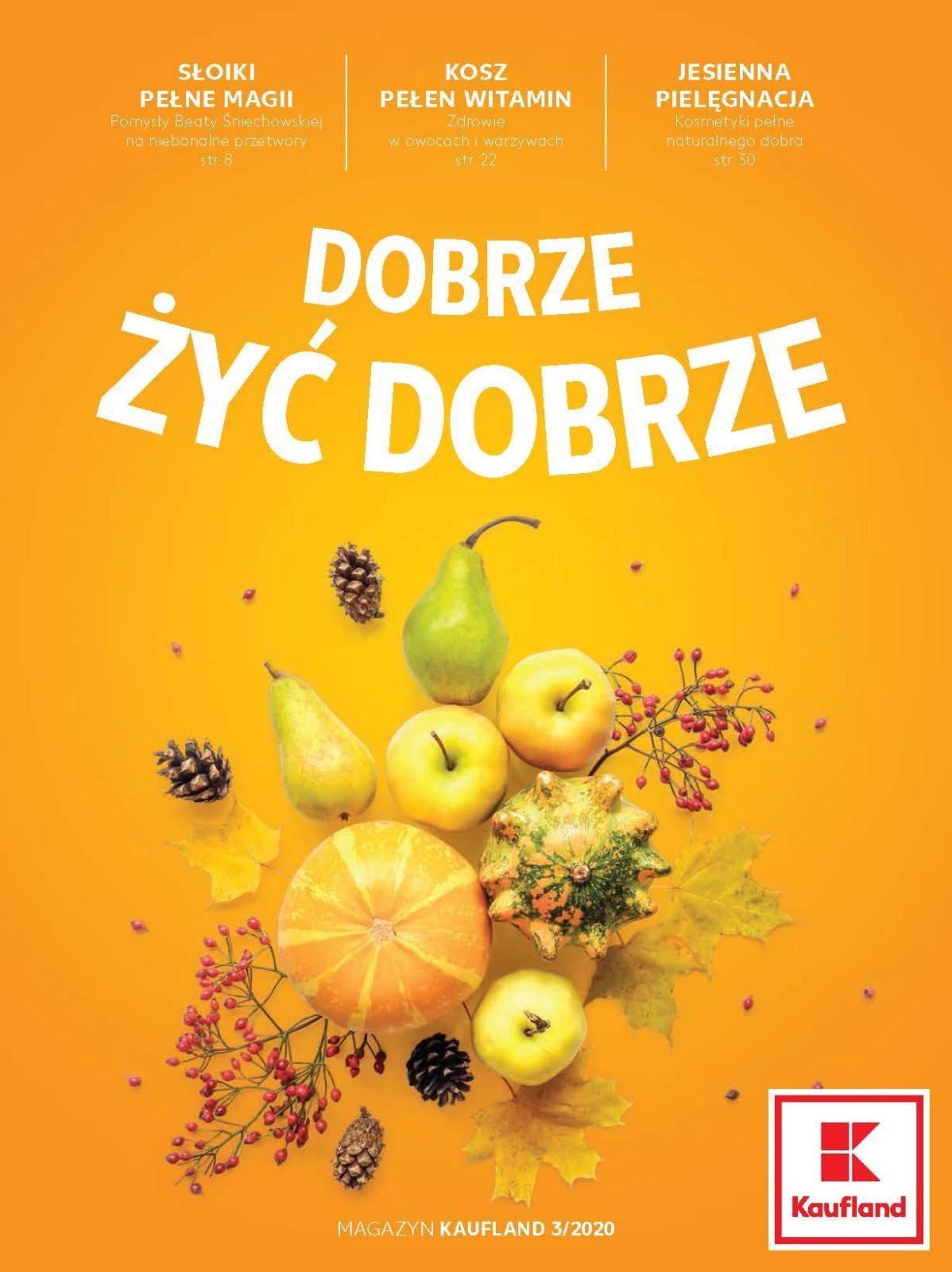 Gazetka promocyjna Kaufland do 31/12/2020 str.1