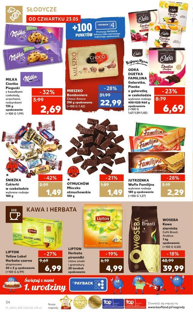 Gazetka promocyjna Kaufland do 29/05/2019 str.33