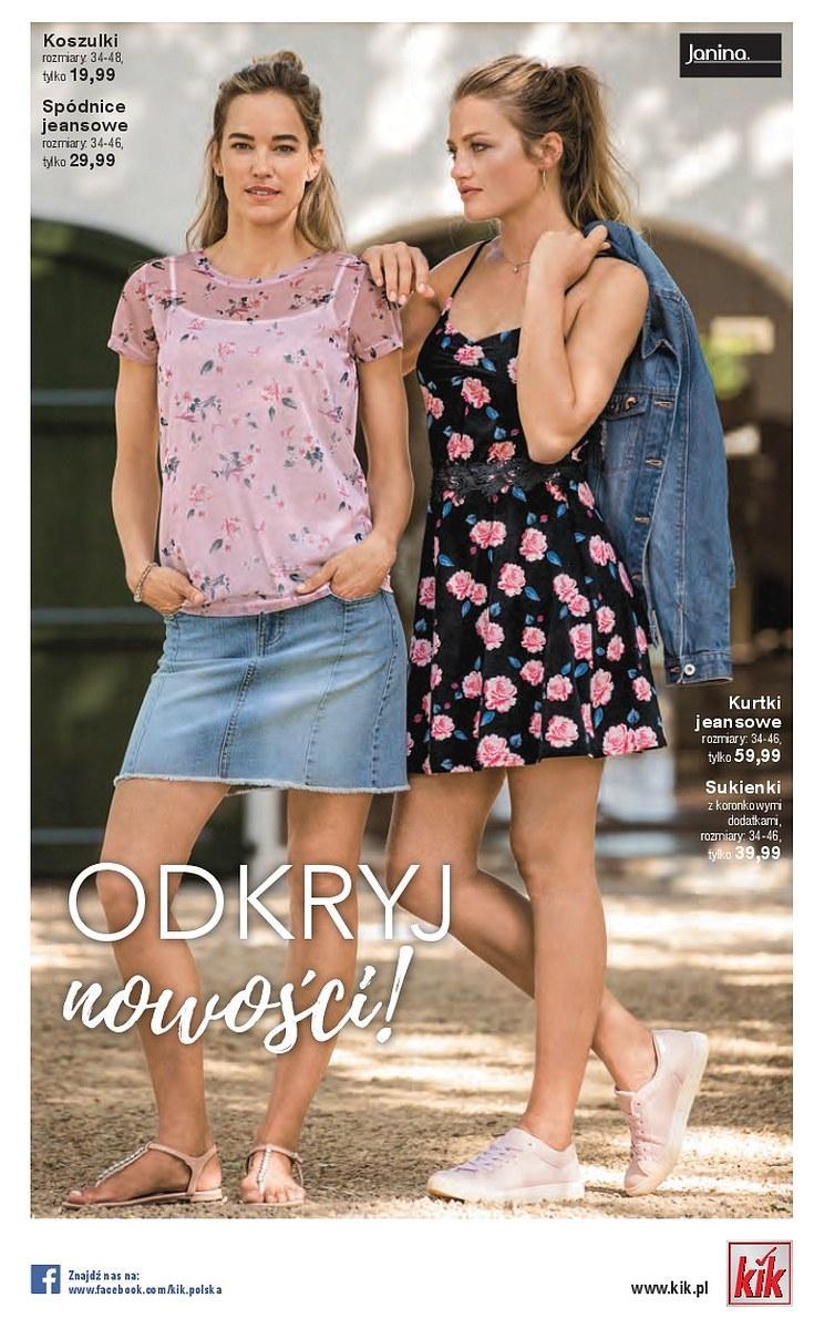 Gazetka promocyjna KiK do 20/05/2018 str.2