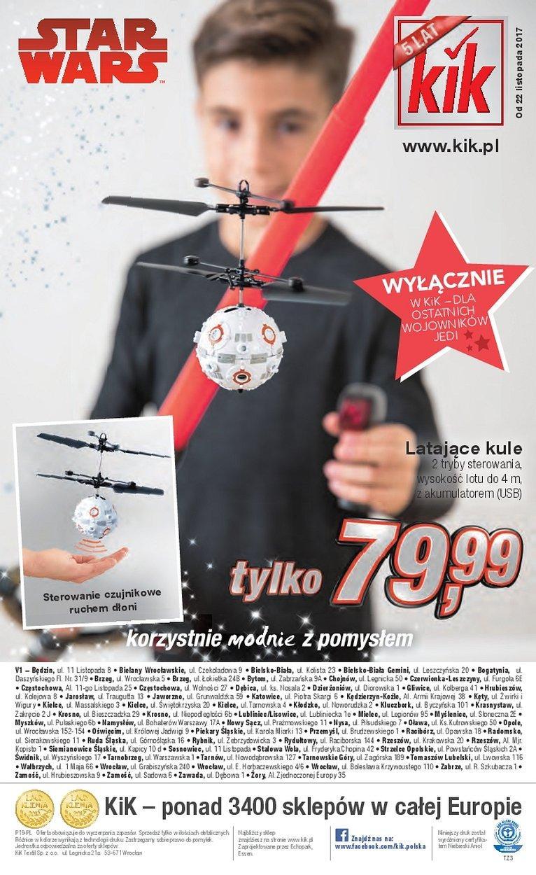 Gazetka promocyjna KiK do 24/12/2017 str.15