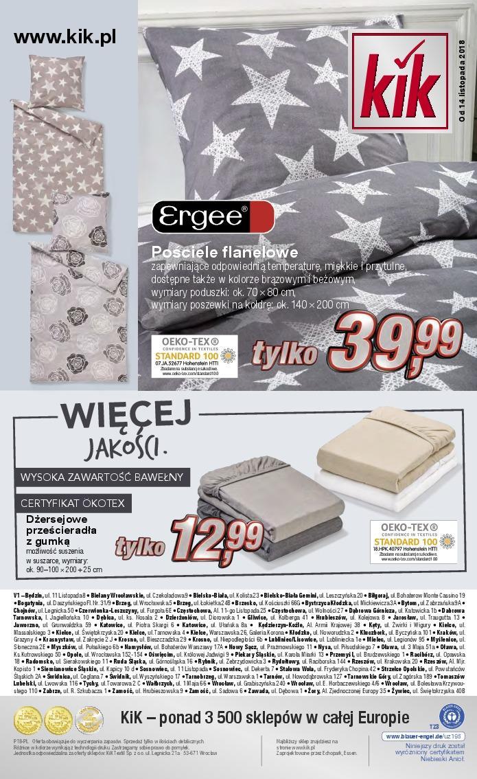 Gazetka promocyjna KiK do 05/12/2018 str.16