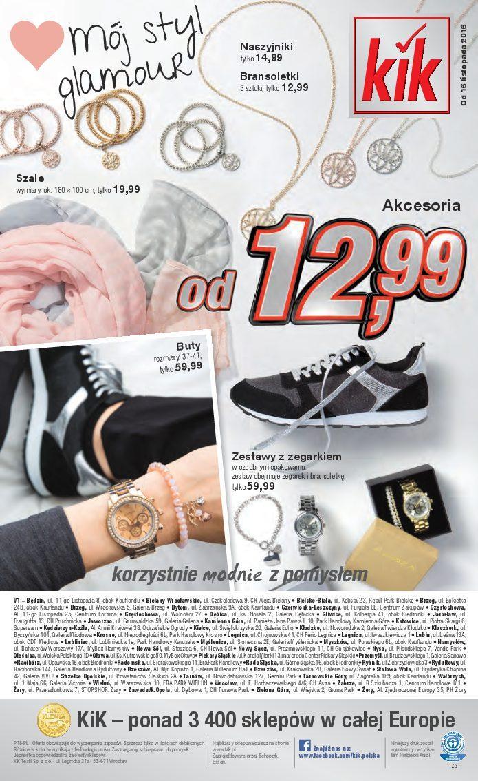 Gazetka promocyjna KiK do 29/11/2016 str.7