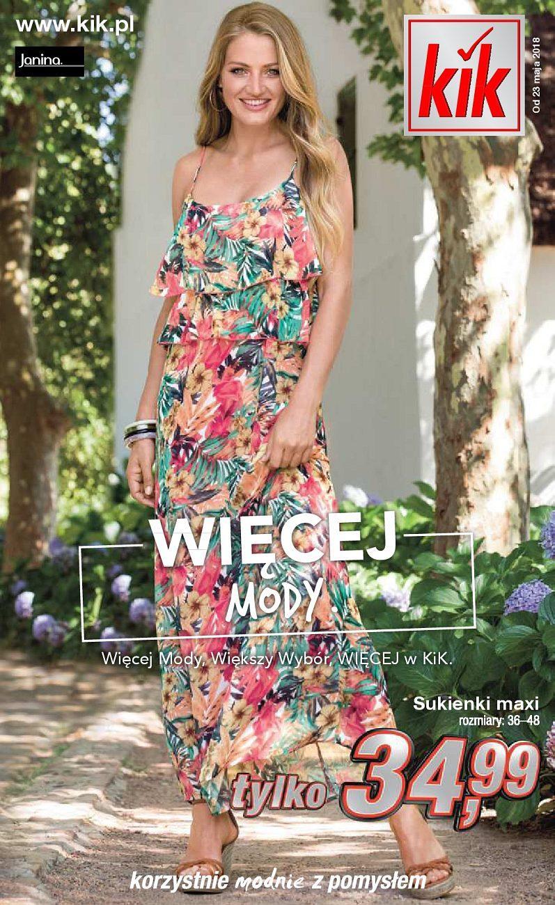 Gazetka promocyjna KiK do 24/06/2018 str.0
