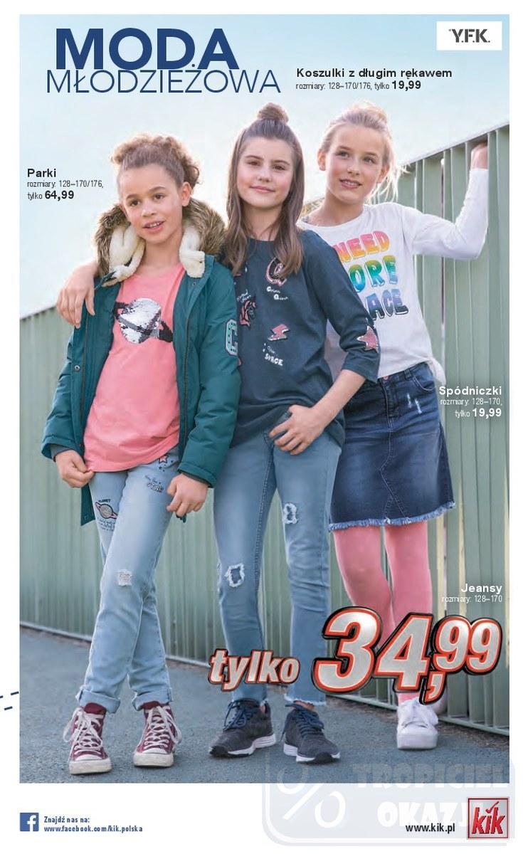 Gazetka promocyjna KiK do 31/10/2018 str.5
