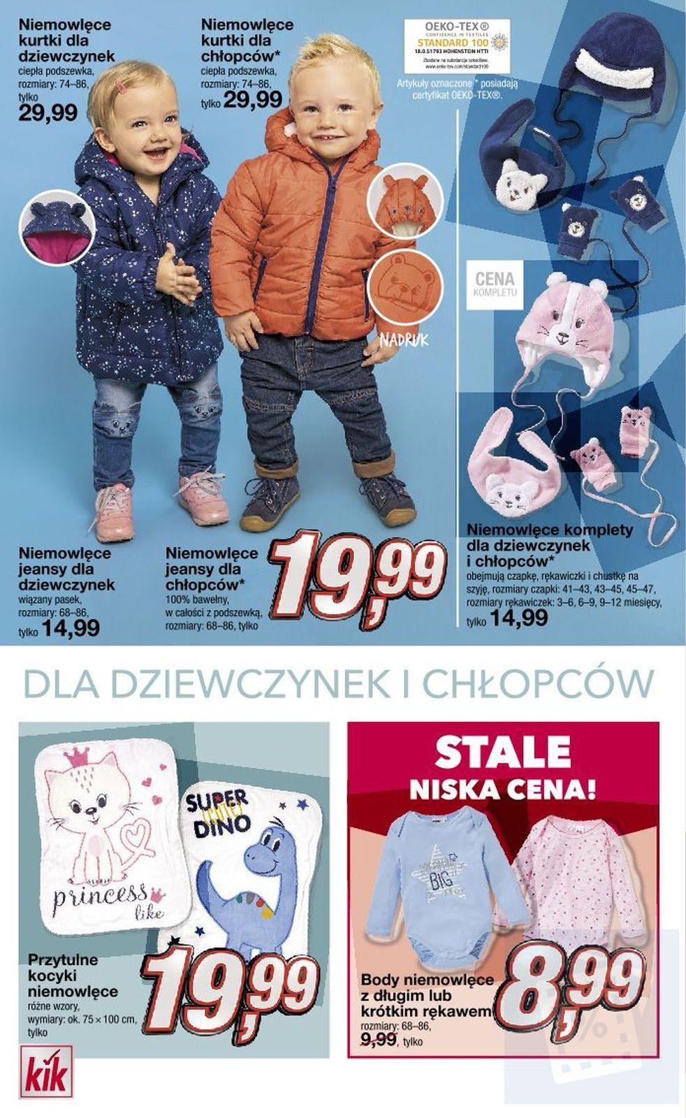 Gazetka promocyjna KiK do 10/11/2019 str.10