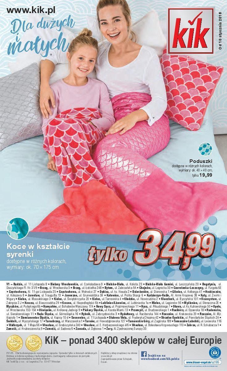Gazetka promocyjna KiK do 10/02/2018 str.15