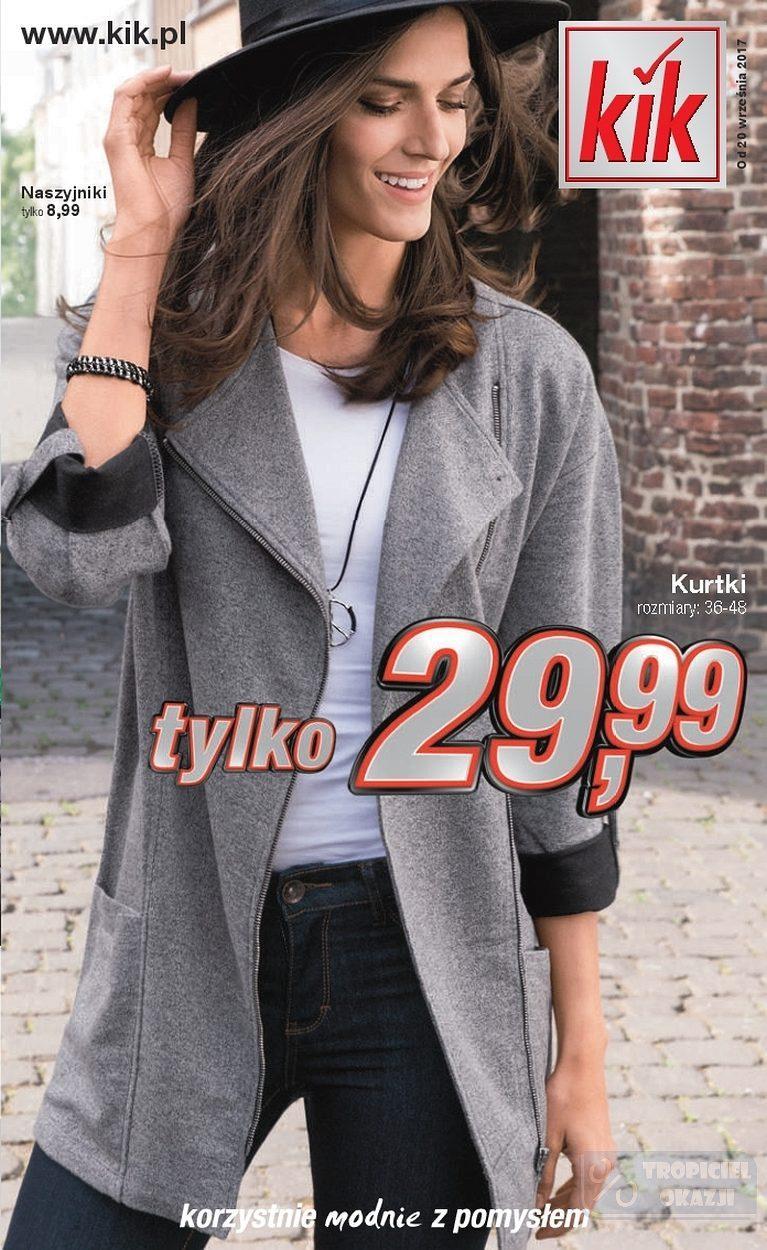 Gazetka promocyjna KiK do 22/10/2017 str.0