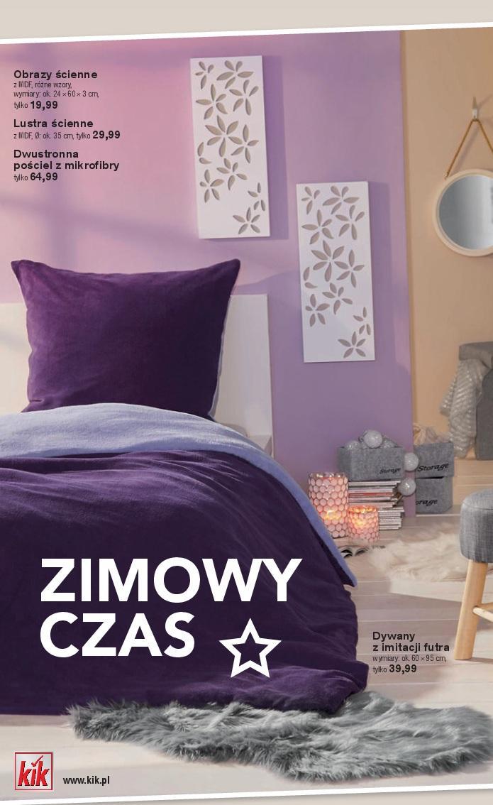 Gazetka promocyjna KiK do 31/12/2016 str.9