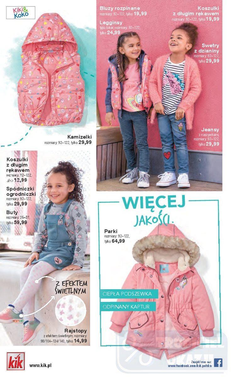 Gazetka promocyjna KiK do 31/10/2018 str.1