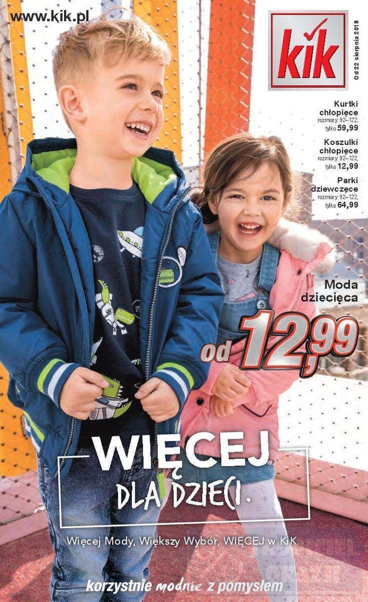 Gazetka promocyjna KiK do 31/10/2018 str.0