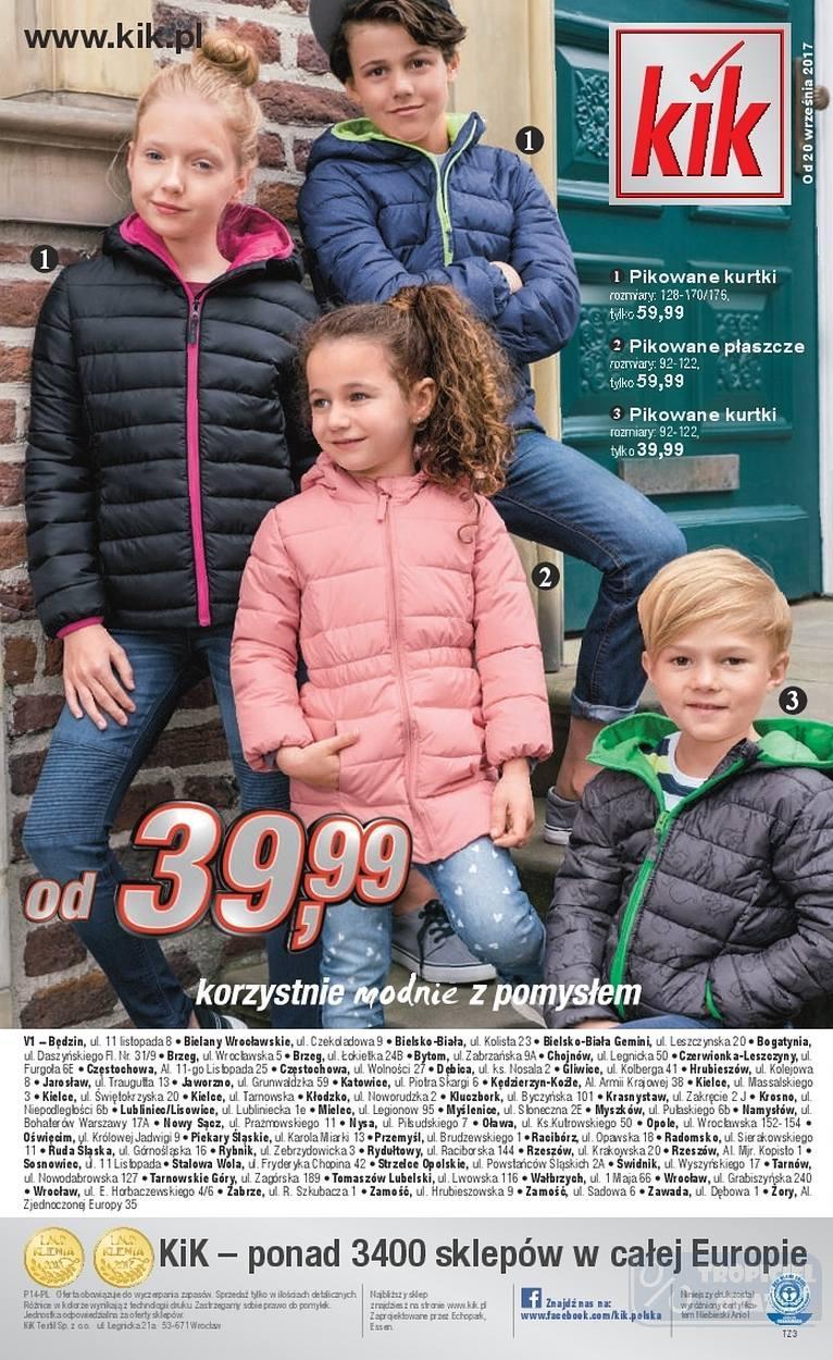 Gazetka promocyjna KiK do 22/10/2017 str.13