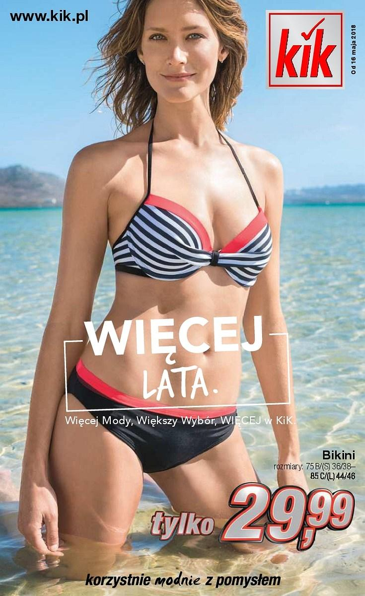 Gazetka promocyjna KiK do 16/06/2018 str.0
