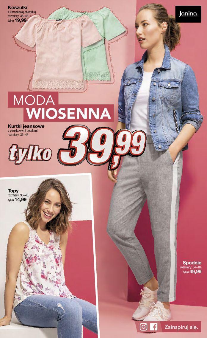 Gazetka promocyjna KiK do 05/05/2019 str.2