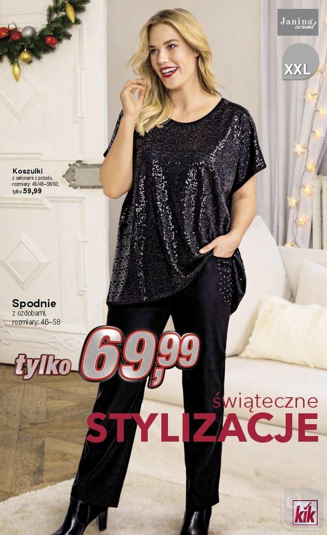 Gazetka promocyjna KiK do 06/01/2019 str.6