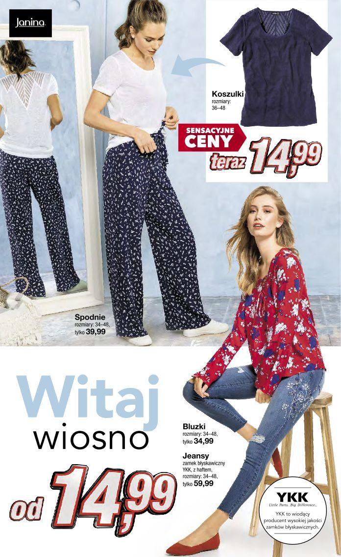Gazetka promocyjna KiK do 14/04/2019 str.1
