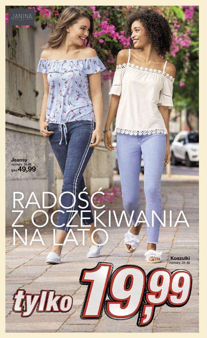 Gazetka promocyjna KiK do 17/05/2019 str.1