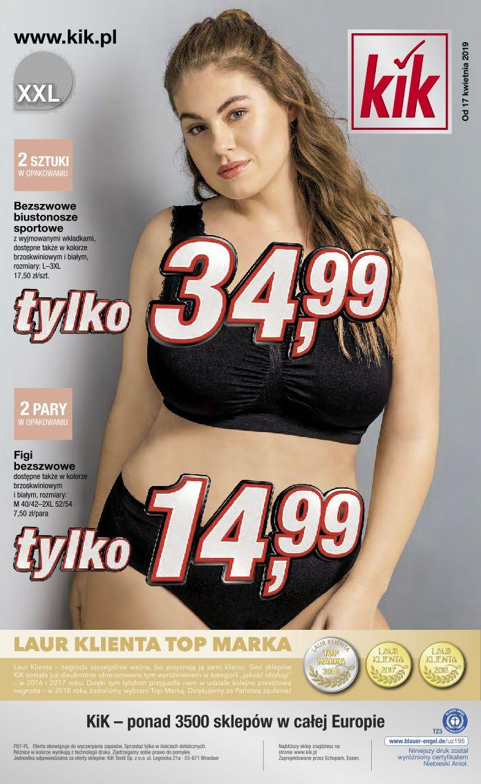 Gazetka promocyjna KiK do 17/05/2019 str.13