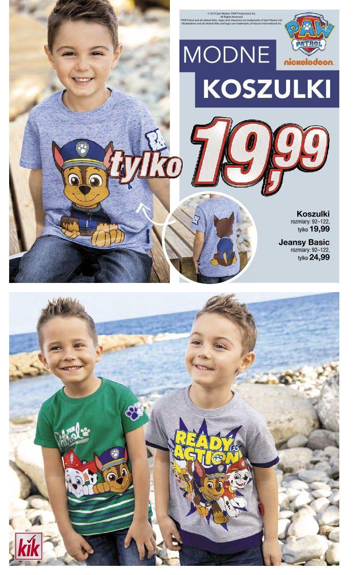 Gazetka promocyjna KiK do 28/04/2019 str.1