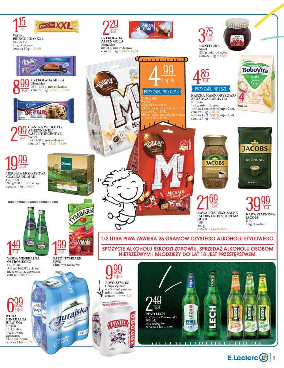 Gazetka promocyjna E.Leclerc do 14/07/2018 str.4