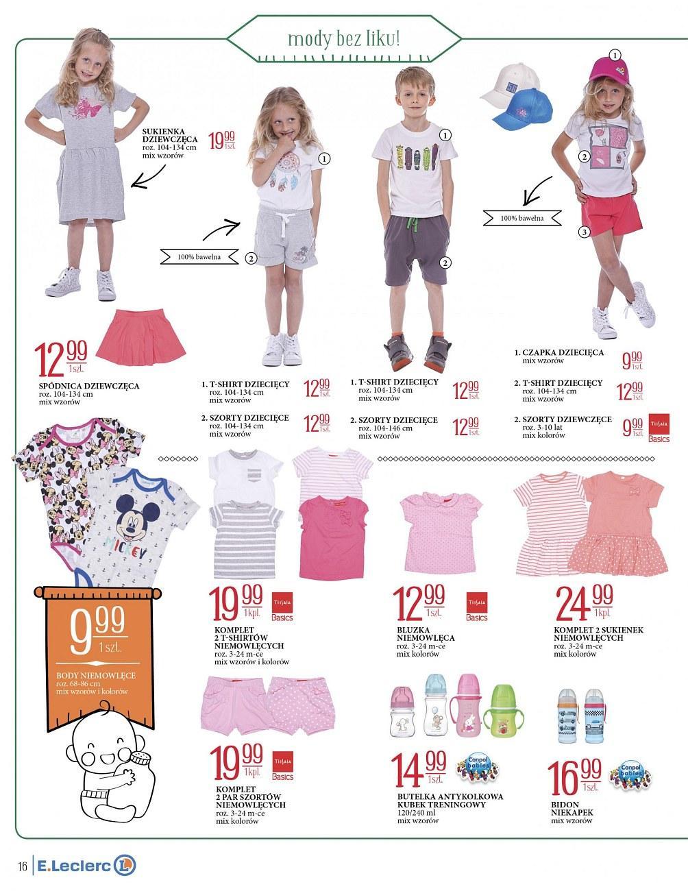 Gazetka promocyjna E.Leclerc do 24/06/2018 str.14