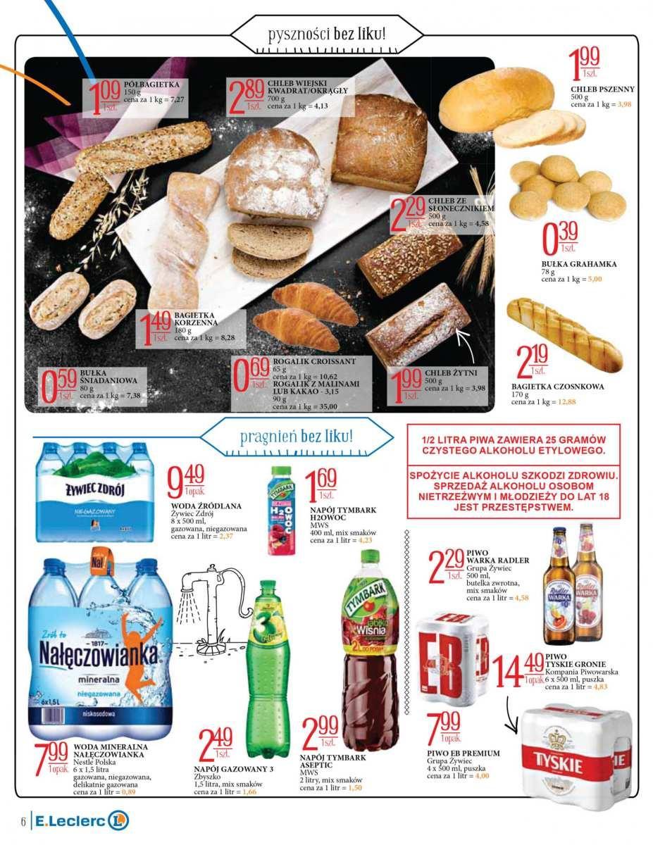 Gazetka promocyjna E.Leclerc do 29/07/2018 str.5