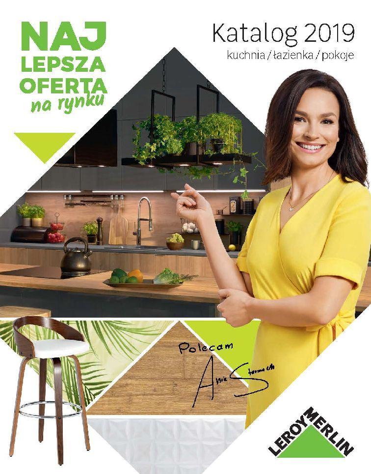 Gazetka promocyjna Leroy Merlin do 31/12/2019 str.1
