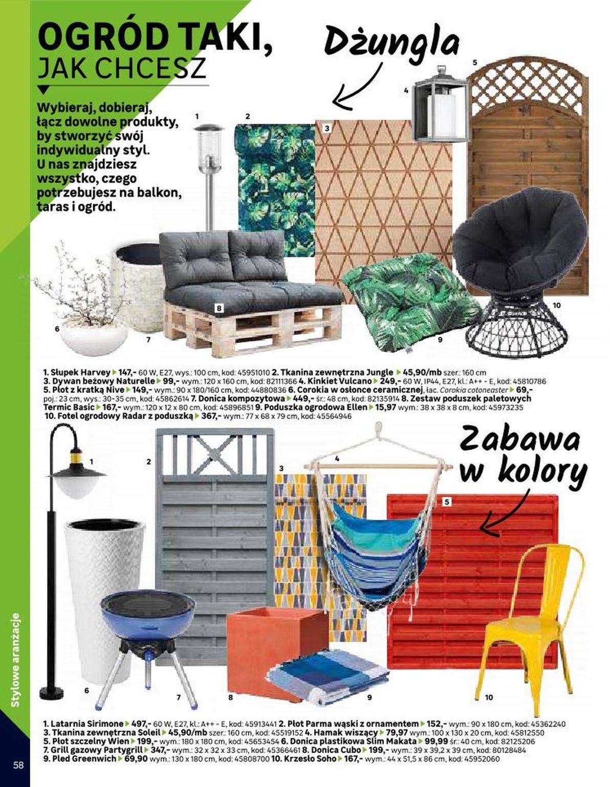 Gazetka promocyjna Leroy Merlin do 30/06/2019 str.58