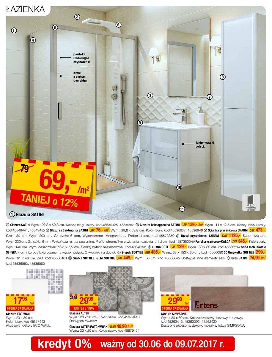 Gazetka Promocyjna I Reklamowa Leroy Merlin łazienka I Nie