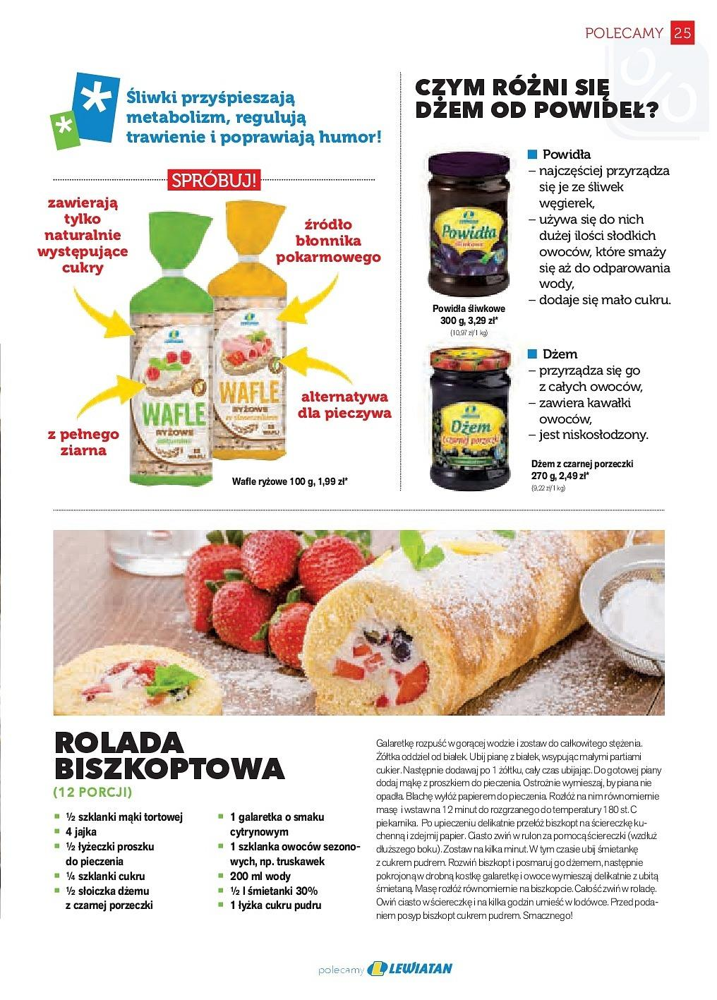 Gazetka promocyjna Lewiatan do 31/05/2018 str.24