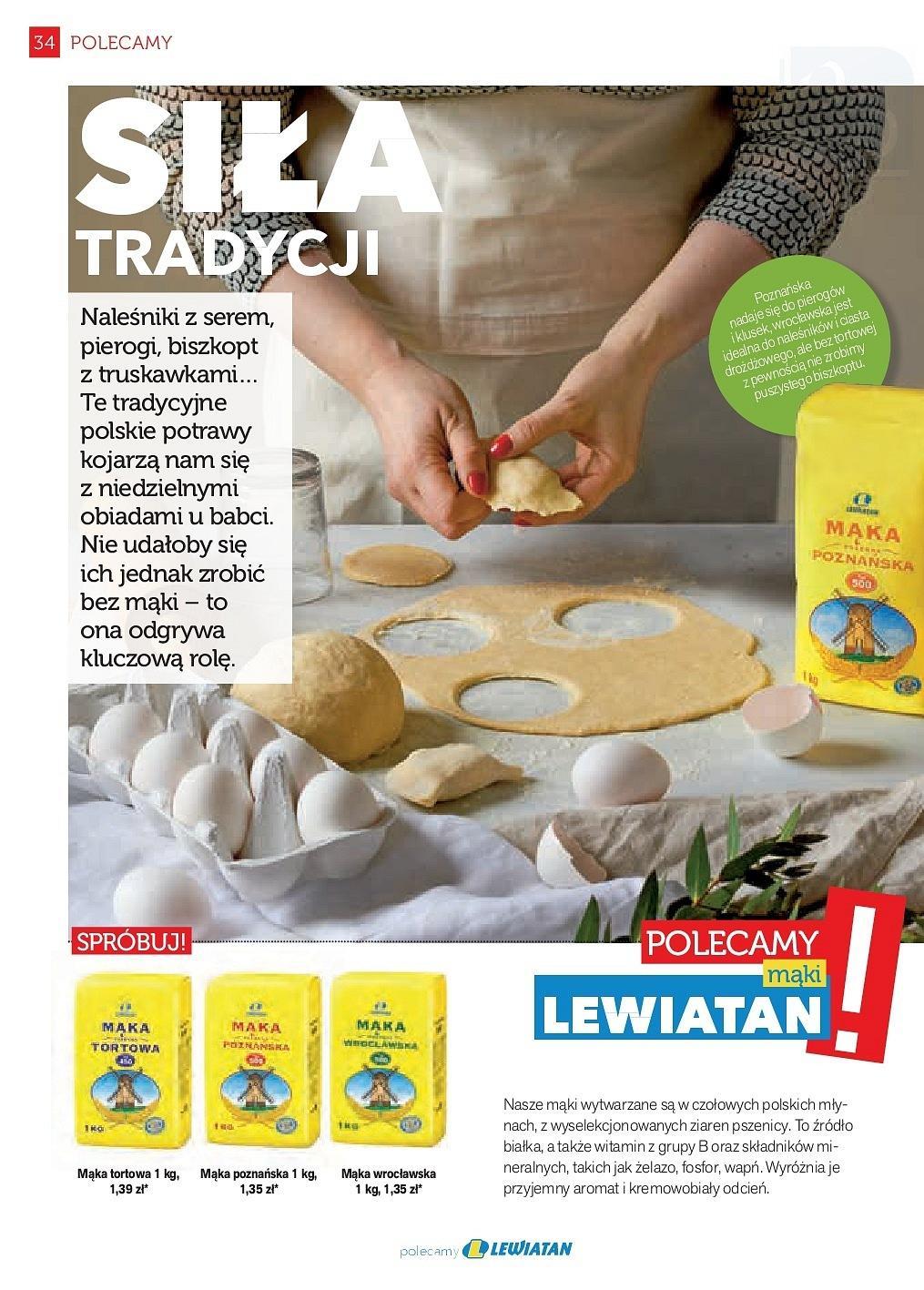 Gazetka promocyjna Lewiatan do 31/05/2018 str.33