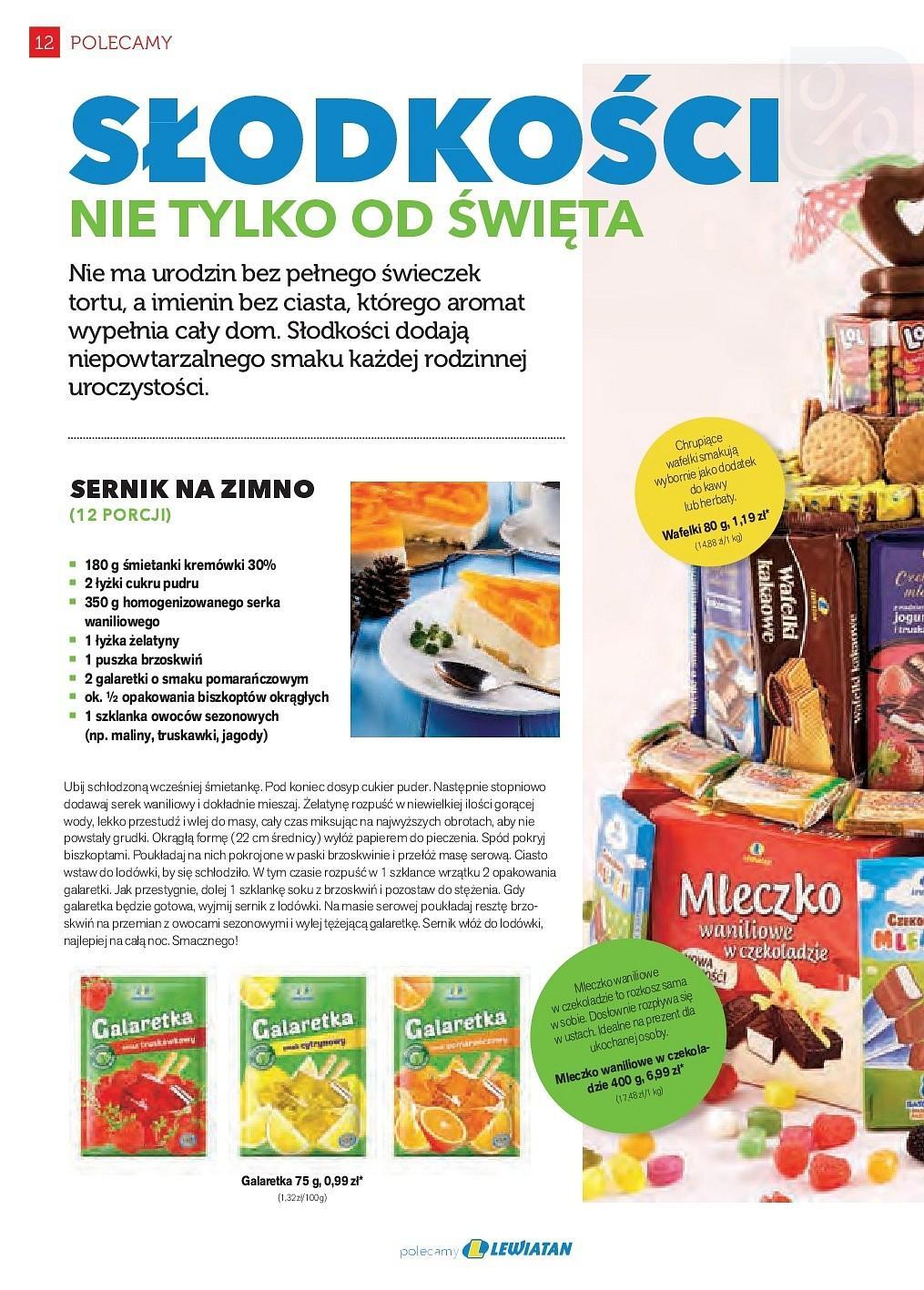 Gazetka promocyjna Lewiatan do 31/05/2018 str.11