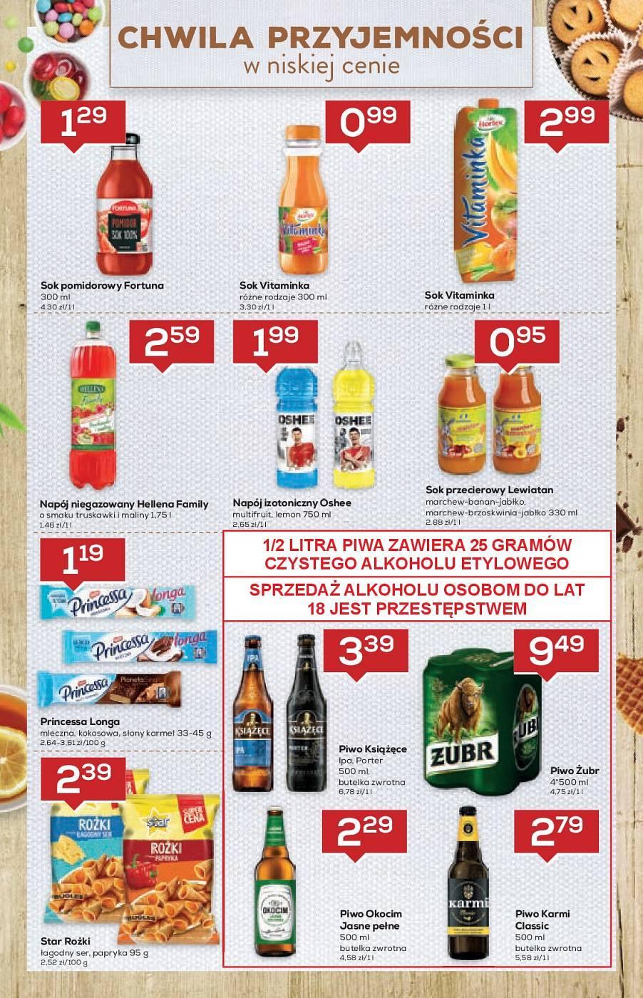 Gazetka promocyjna Lewiatan do 03/10/2018 str.5